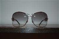 Silver Gucci Sunglasses, size O/S