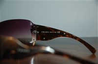 Tortoise Shell Prada Sunglasses, size O/S