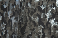 Camouflage Michael Kors Trouser, size 4