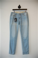 Light Denim Paige Skinny Jean, size 29