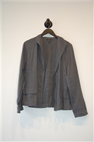 Charcoal Eileen Fisher Jacket, size S