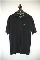 Basic Black Hugo Boss - Boss Green Polo, size M