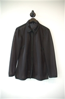 Basic Black Marc Jacobs Button Shirt, size 10