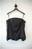 Basic Black Milly Off-Shoulder Top, size 2