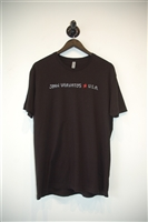 Black John Varvatos Star USA T-Shirt, size L