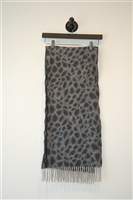 Animal Print Begg of Ayr Scarf, size O/S