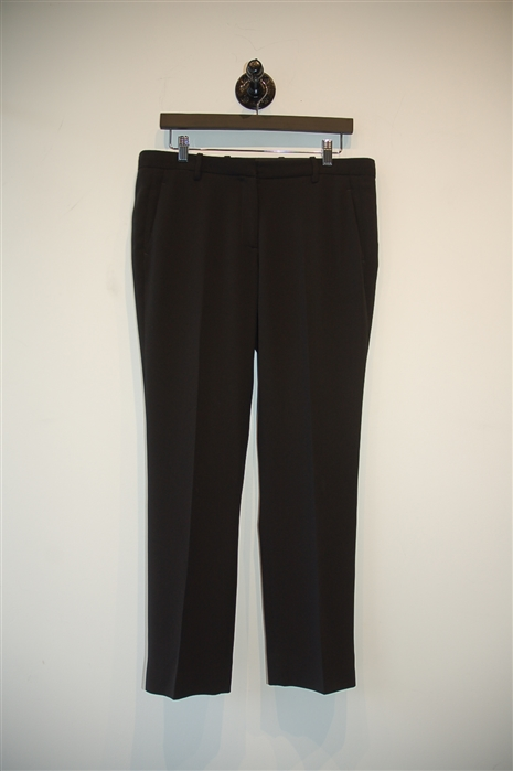 Basic Black Neil Barrett Trouser, size 8