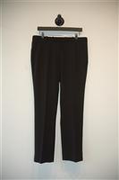 Basic Black Neil Barrett Trouser, size 8