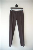Black Pinstripe BCBG Maxazria Trouser, size 0