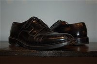 Black Leather Allen Edmonds Derby, size 11