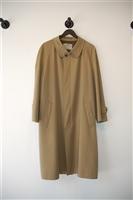 Beige Aquascutum Overcoat, size XL
