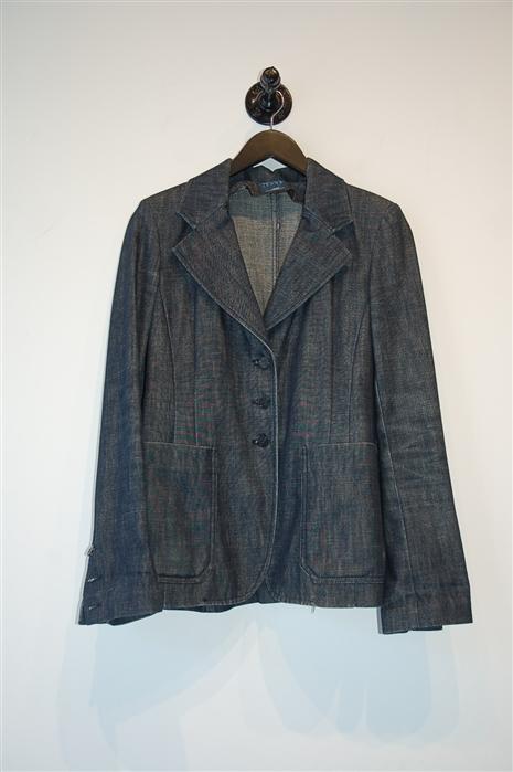 Dark Denim Kenzo - Vintage Jacket, size 4