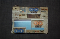 Print Givenchy Pouch, size S