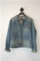 Faded Denim Ralph Lauren - RRL Denim Jacket, size M