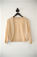 Light Beige Michael Kors Cardigan, size M