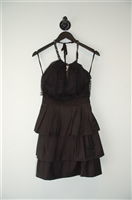 Basic Black BCBG Maxazria Cocktail Dress, size 0