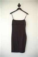 Basic Black Gucci Sheath Dress, size M