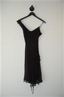 Basic Black BCBG Maxazria Slip Dress, size 2