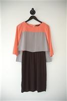 Colour Blocked BCBG Maxazria Casual Dress, size XS