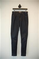 Dark Denim J Brand Skinny Jean, size 28