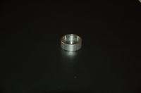 Sterling Silver Gucci Ring, size O/S