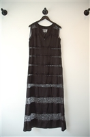 Basic Black BCBG Maxazria Maxi Dress, size S
