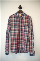 Check Hugo Boss - Boss Orange Button Shirt, size L