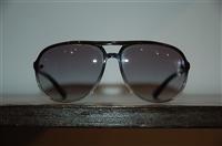 Black Prada Sunglasses, size O/S