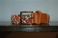 Multicoloured Anderson's Belt, size XL