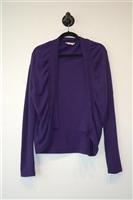 Royal Purple Comme Des Garcons Cardigan, size S