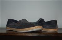 Navy Hugo Boss - Boss Orange Slip-On Shoe, size 9