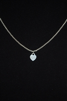 Sterling Silver Tiffany & Co Necklace, size O/S