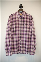 Check Hugo Boss - Boss Orange Button Shirt, size XL