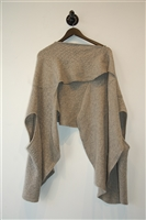 Oatmeal HaaT Poncho, size M