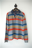 Striped Paul & Shark Pullover, size L