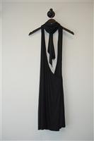 Basic Black Gucci Halter Dress, size S