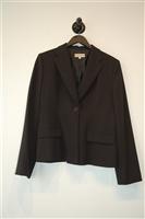 Basic Black Emporio Armani Suit Jacket, size 12