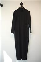 Basic Black Isabel Marant Maxi Dress, size S