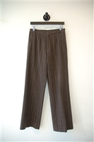 Chalky Brown Ann Demeulemeester Trouser, size 8