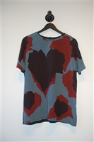 Abstract Print Gucci T-Shirt, size M