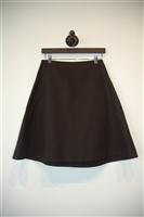 Basic Black Acne Studios A-Line Skirt, size 6