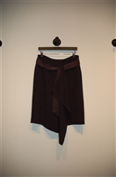 Dark Eggplant Max Mara Pencil Skirt, size 10
