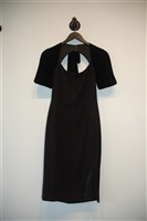 Basic Black Altuzarra Cocktail Dress, size 2