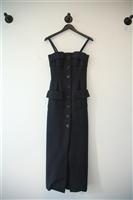 Basic Black Geoffrey Beene - Vintage Evening Dress, size S