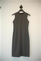 Dark Ash Theory Sheath Dress, size 6