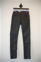 Basic Black Nudie Jeans Denim, size 29