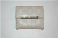 Pale Beige Gucci Wallet, size S