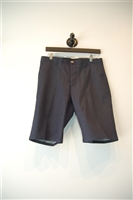 Dark Denim Outclass Shorts, size 31