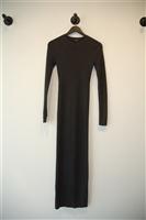 Charcoal Theory Sweater Dress, size S
