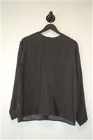 Basic Black Andrew Fezza - Vintage Blouse, size 6